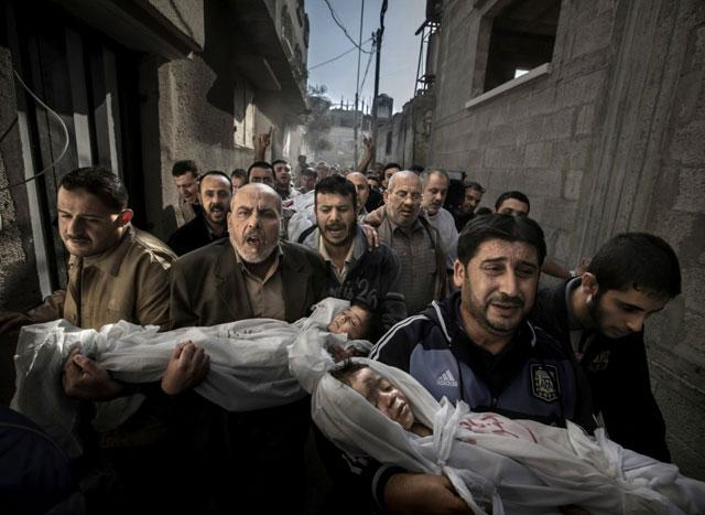 Winnaar World Press Photo